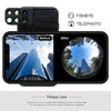 Image of 6-in-1 Lens Phone Case For iPhone