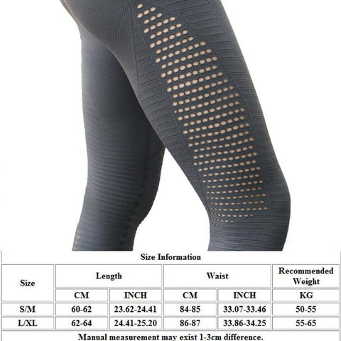Breathable Squat-proof Anti Cellulite Legging