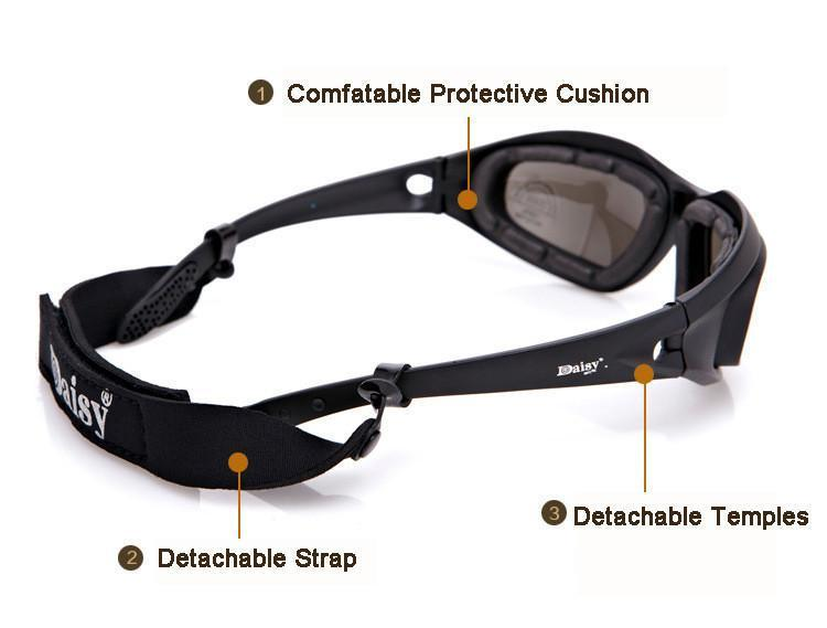 Tactical Military Sunglasses