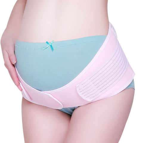 Safe Pregnant Woman's Belt