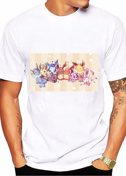 Pokemon & Ghost Haunter T-Shirt (Limited Edition)