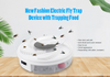 Image of Electric Fly Trap Device with Trapping Food