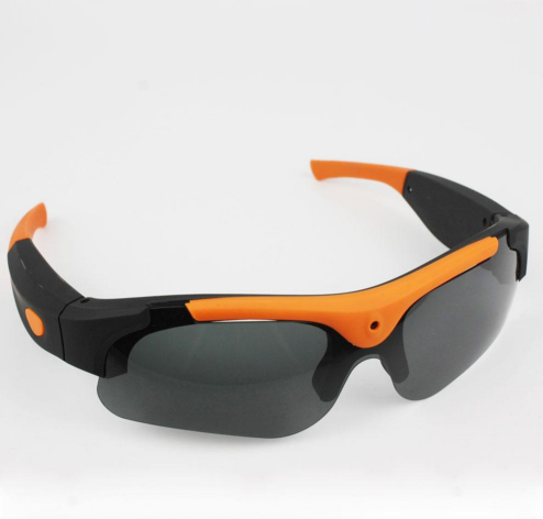 Sports Polarized Sunglasses Eyewear Video HD 1080P