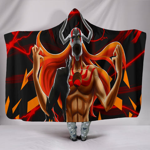 Bleach Hooded Blanket