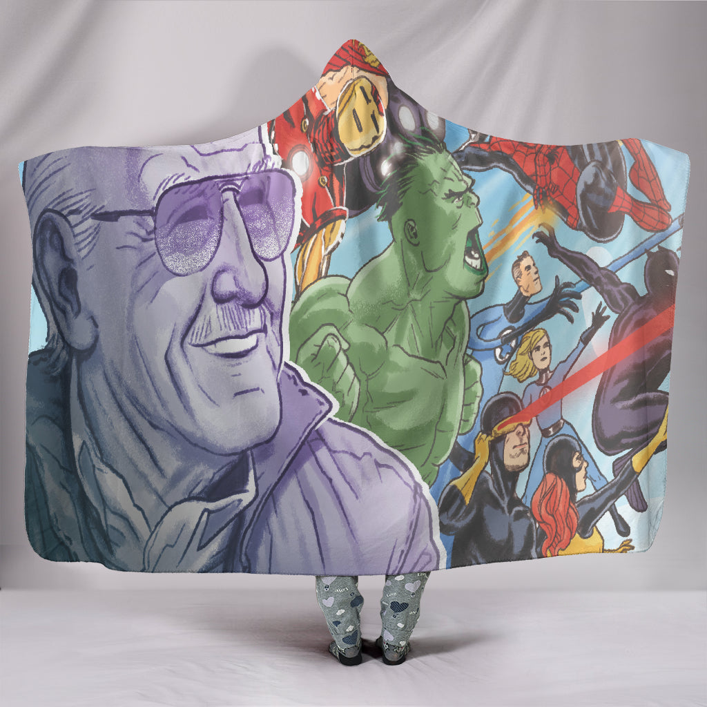Happy Stan Lee