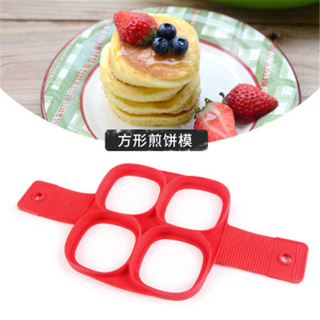 Pancakes/ Eggs Silicone Moulds