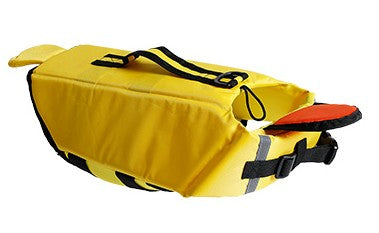 Pet Dog Save Life Jacket