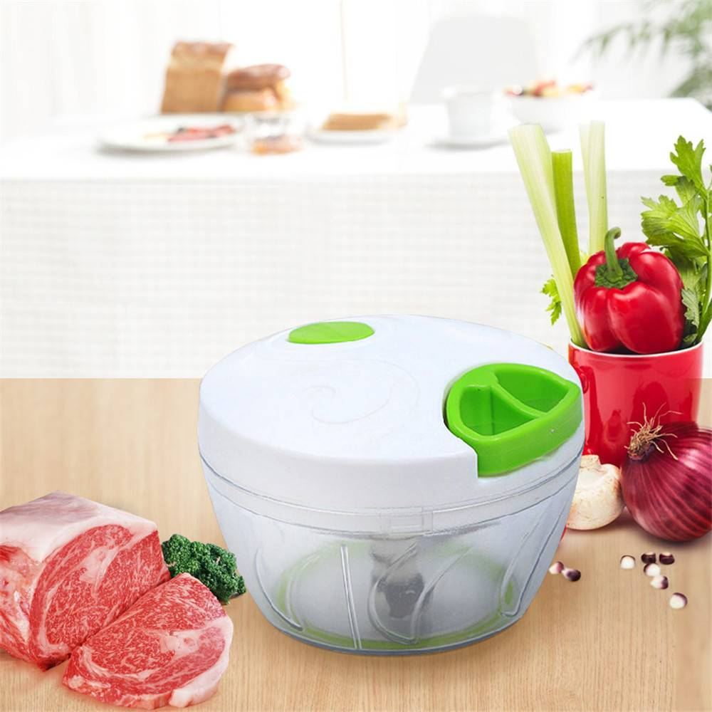 Pull String Vegetable Dicer