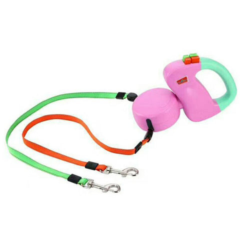 Dual Dog Pet Leash