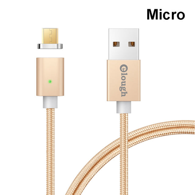 magnetic 3 in 1 phone charging USB cable quickly