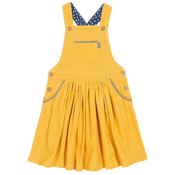 Twirly Pinafore Dress
