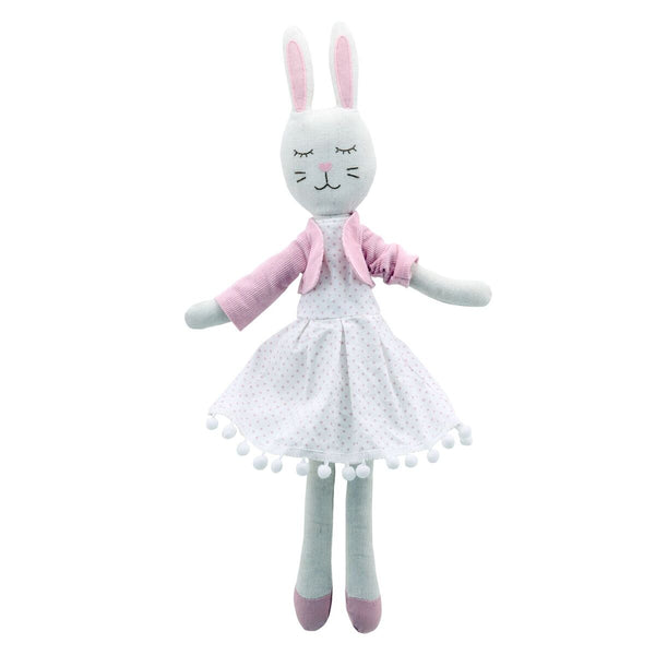 Wiberry Linen : Rabbit (in Dress)