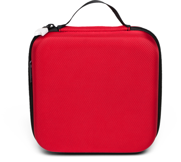Tonie Carrier- Red - BUY me for £10 when you buy 3 Tonies- Use code SSLCarrier50