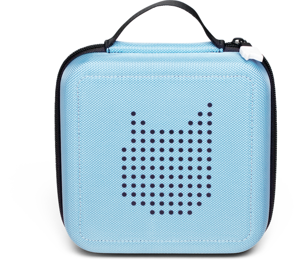 Tonie Carrier- Light Blue  BUY me for £10 when you buy 3 Tonies- Use code SSLCarrier50