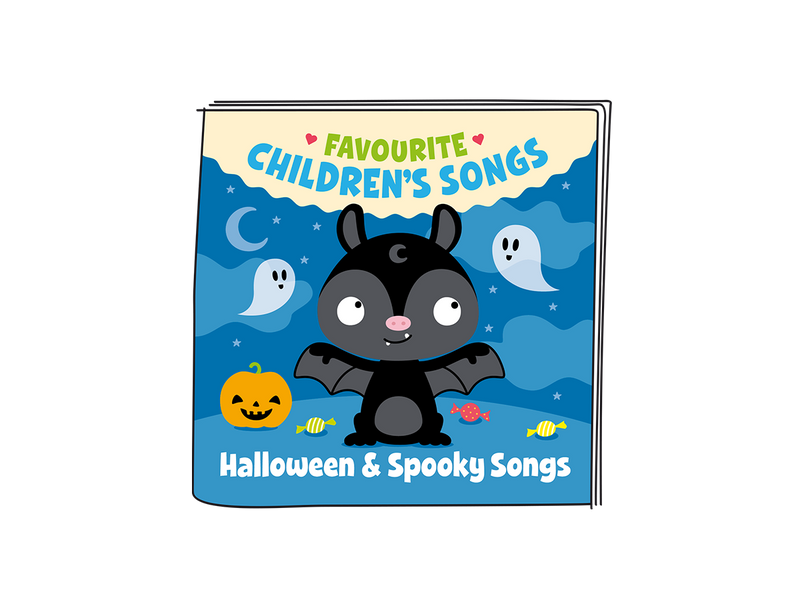 Favourite Children's Songs- Halloween and Spooky Songs (UK)