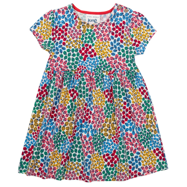 Ladybird ditsy dress