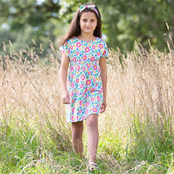 Sea Breeze fun dress (GOTS)