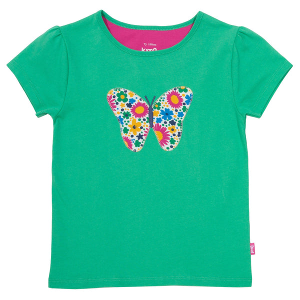 Butterfly T-Shirt (GOTS)