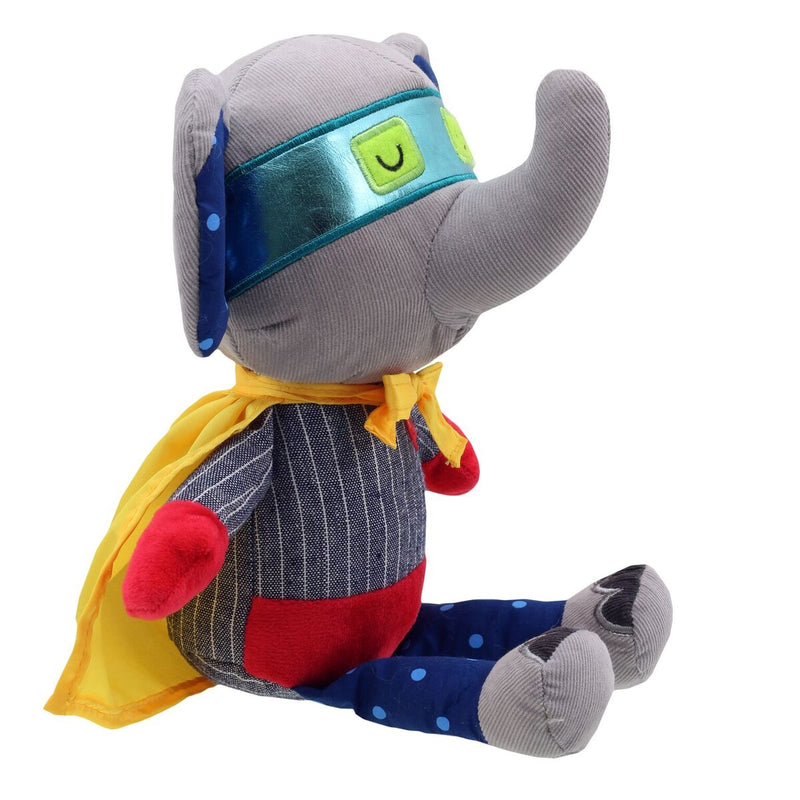 Elephant Superhero