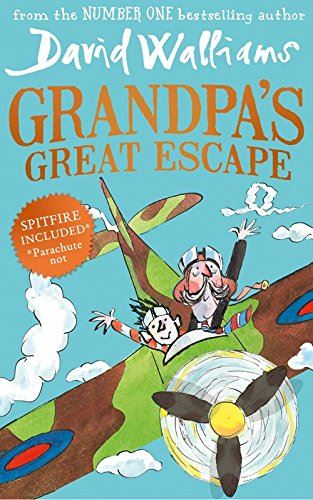 GRANDPA'S GREAT ESCAPE (HB) (5-10yrs)