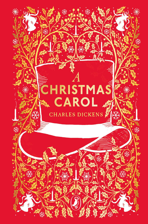 CHRISTMAS CAROL (PUFFIN CLOTHBOUND CLASSICS)
