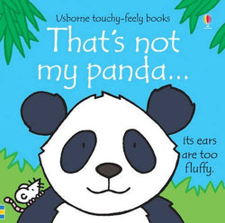 THATS NOT MY PANDA (TOUCHY FEELY)