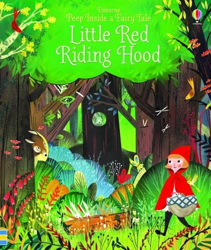 LITTLE RED RIDING HOOD (PEEP INSIDE A FAIRY TALE)