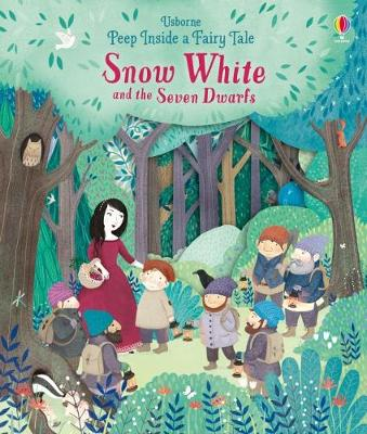 SNOW WHITE (PEEP INSIDE A FAIRY TALE)