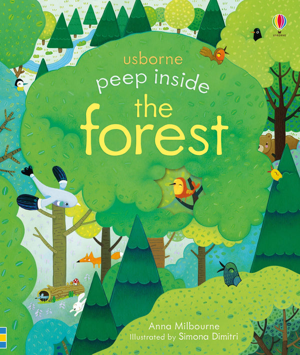 PEEP INSIDE THE FOREST (0-5YRS)
