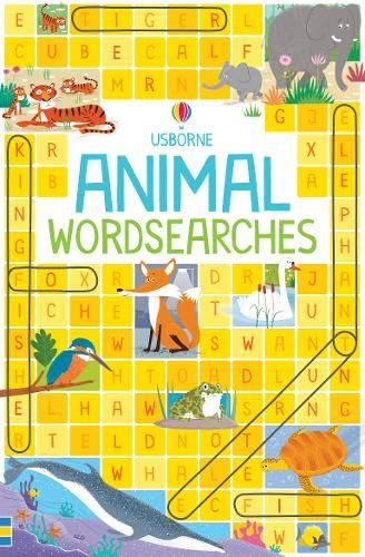 ANIMAL WORDSEARCHES (5-10YRS)