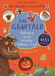 GRUFFALO AUTUMN AND WINTER NATURE TRAIL
