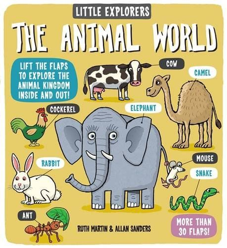 Little Explorers: The Animal World (0-5yrs)