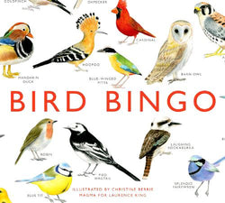 BIRD BINGO (age 4-Adult)