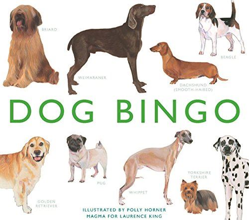 DOG BINGO (age 5-Adult)