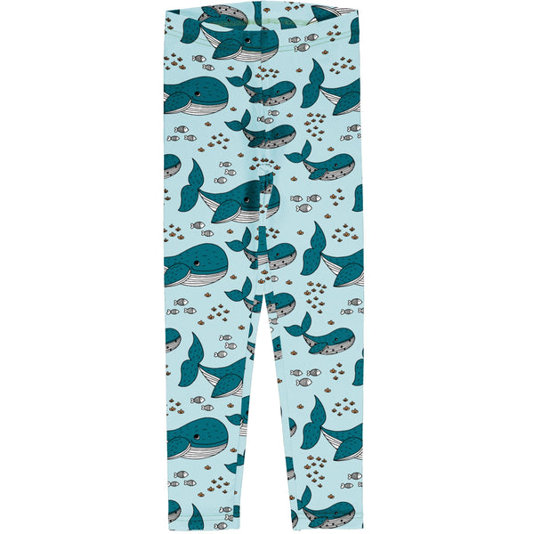 Meyadey Leggings Whale Waters