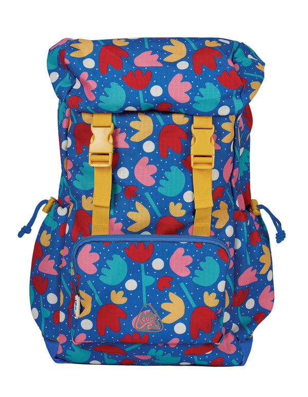 Trail Blazing Backpack, Lotus Bloom