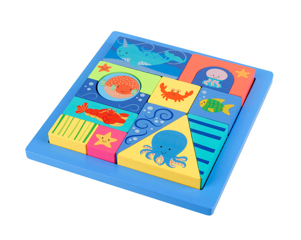 Sealife Block Puzzle