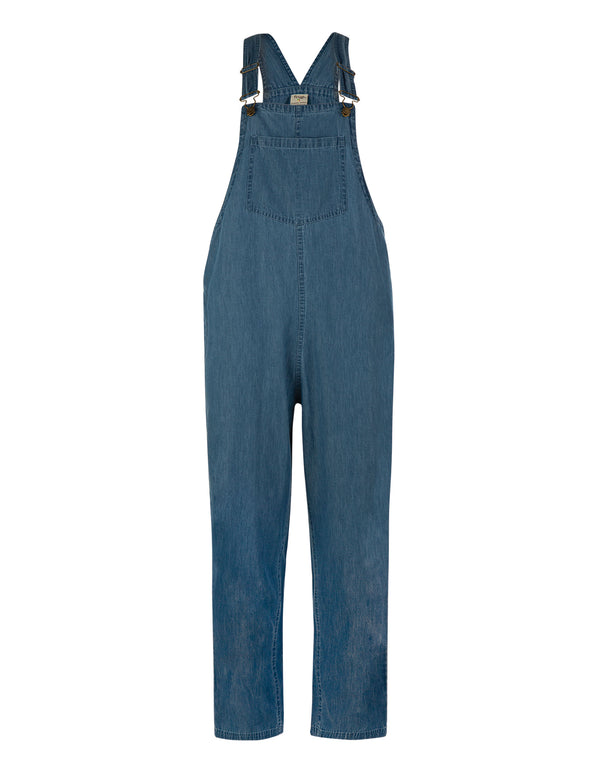 Constantine Chambray Dungaree, Chambray