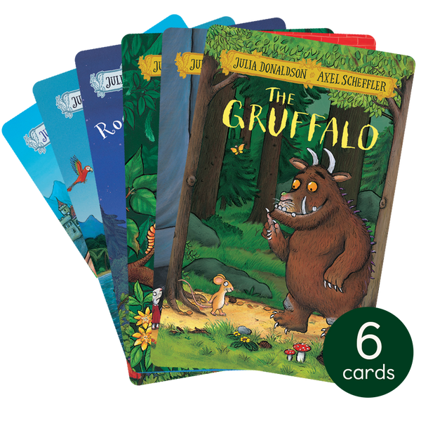The Gruffalo and Friends Collection