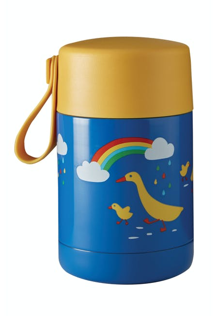 Yummy Insulated Food Flask, Runner Ducks  (Add me for FREE when you spend £120* use code SSLFlask120)