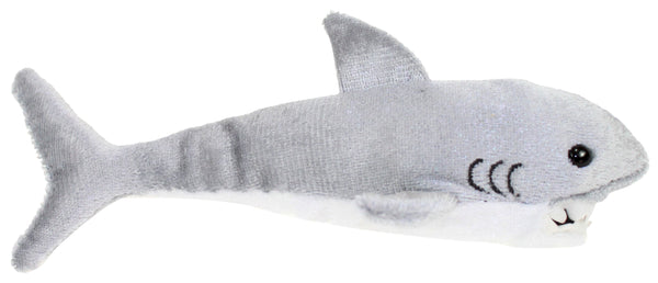Great white Shark- Finger Puppets