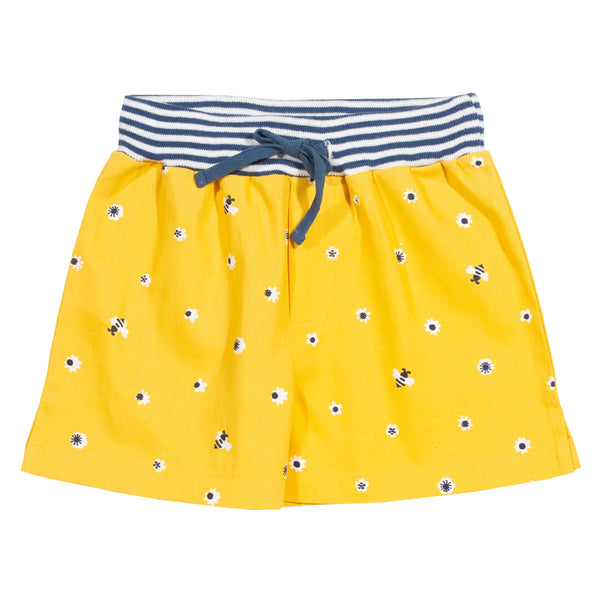 Honey bee shorts
