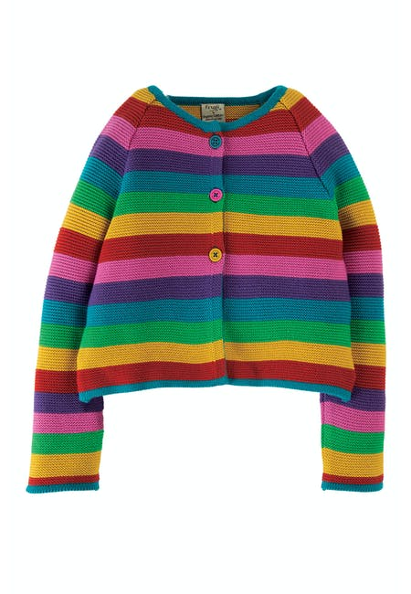 Rainbow Swing Cardi, Rainbow