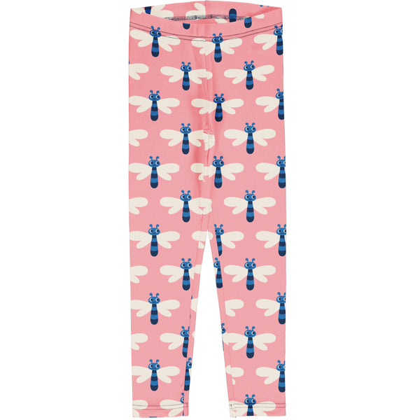 Maxomorra Leggings Dragonfly