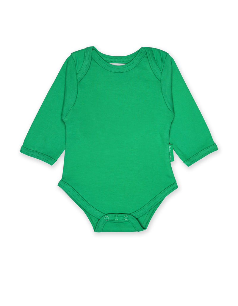 Body. Toby Tiger. Long Sleeved Basic. Green