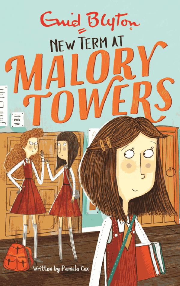 Yoto Card: New term at Mallory Towers