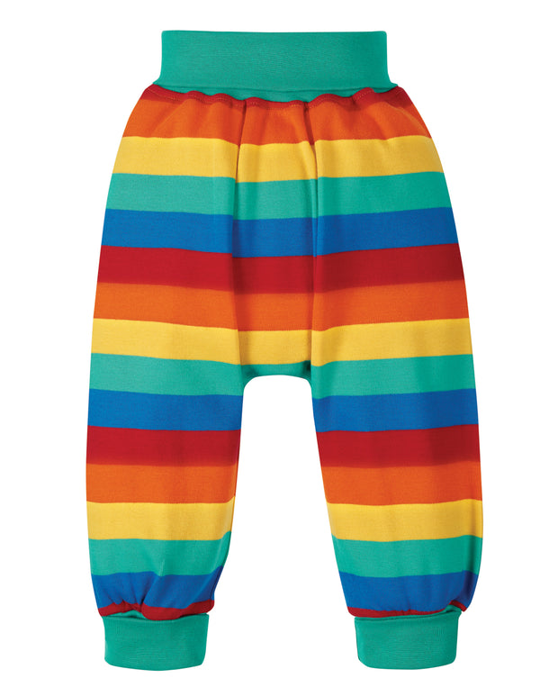 Parsnip Pants, Rainbow Stripe
