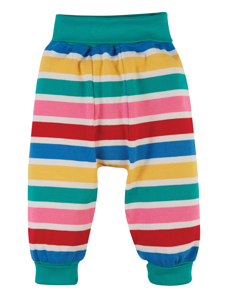 Parsnip Pants, Rainbow Multi Stripe