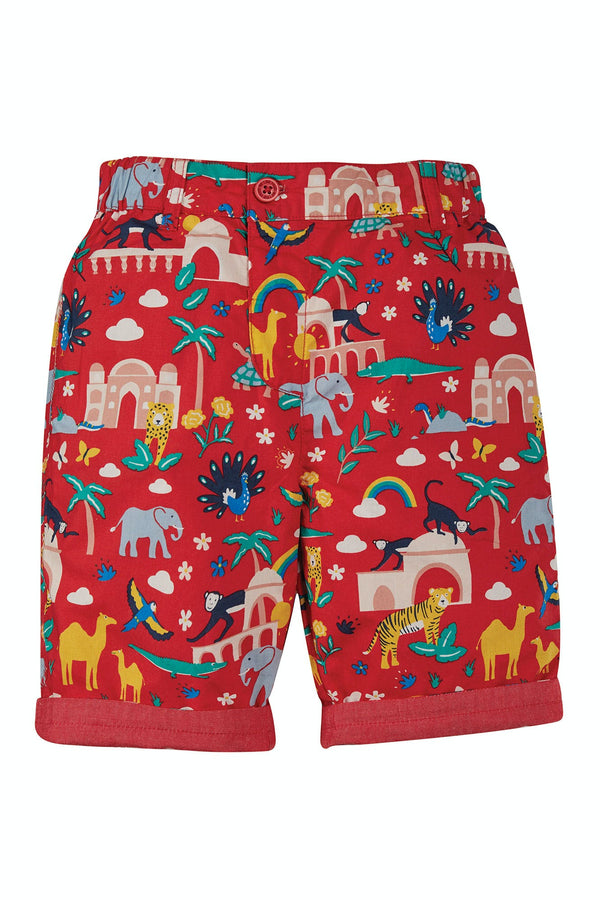 Ralph Reversible Shorts, True Red India NEW IN!