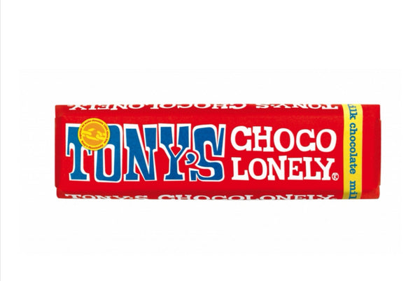 Tony's Fairtrade Milk Chocolate 47g